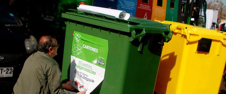 Ministro del Medio Ambiente presentó Ley de Reciclaje y explicó su importancia en Chile