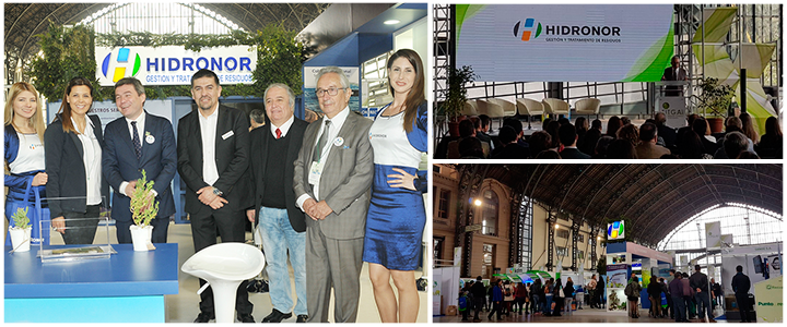 Hidronor participó en Feria FITGA 2017