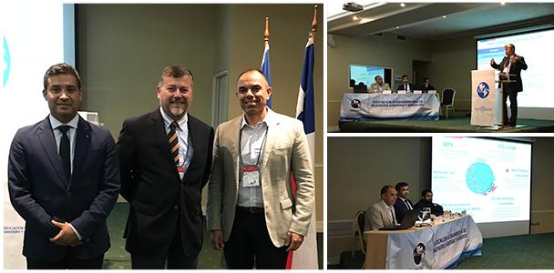 Hidronor realizó charla sobre gestión de residuos en Chile XXII Congreso AIDIS