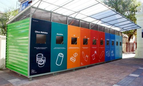 Chile necesita reciclar al menos un 30% de sus residuos