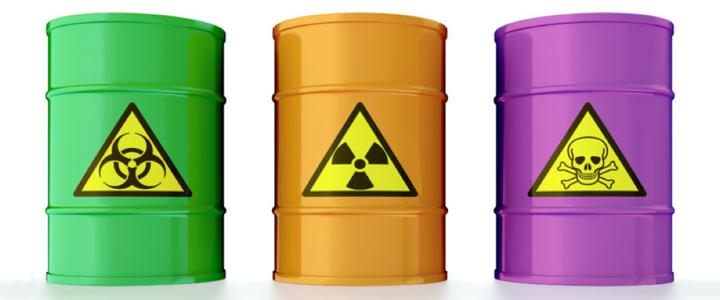 ¿Qué es una sustancia o residuo inflamable?