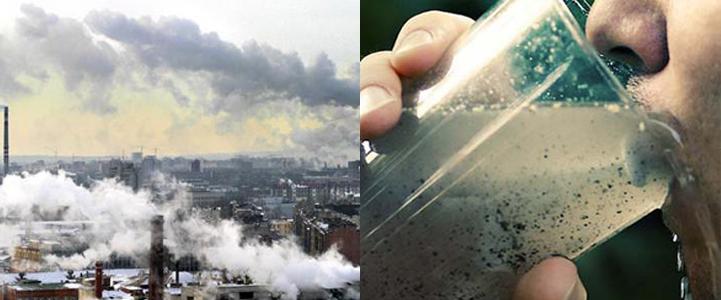 El Plomo un contaminante tóxico para el medio ambiente y salud de las personas.