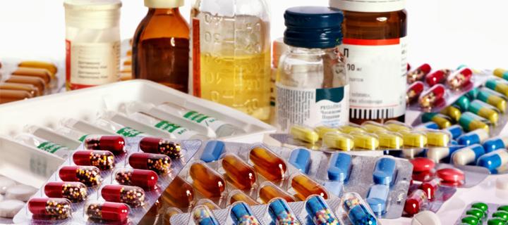 Productos fuera de estándar como Medicamentos caducados son peligrosos para el medio ambiente y la salud