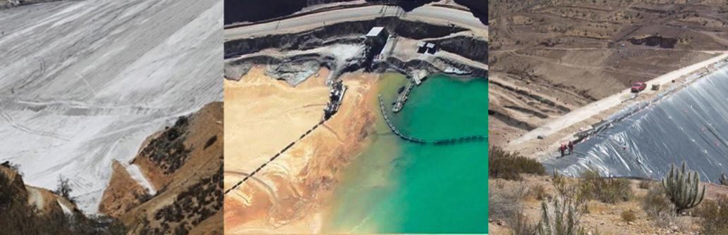 Nueva política nacional de relaves para sitios mineros abandonados.