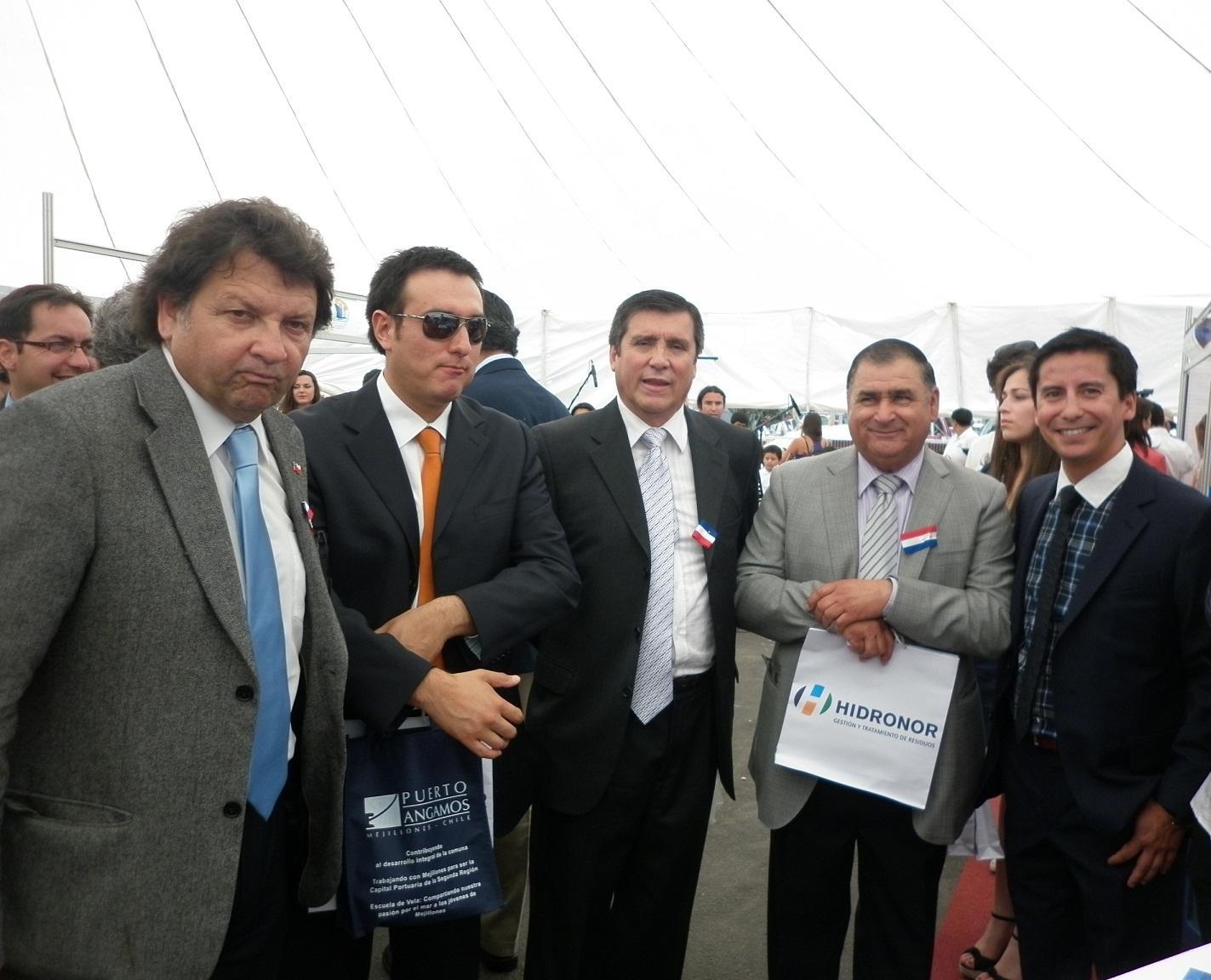 Hidronor participa en la III Feria Expo Mejillones 2012