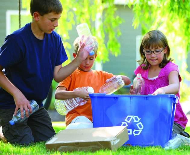 La importancia de separar los residuos para reciclar