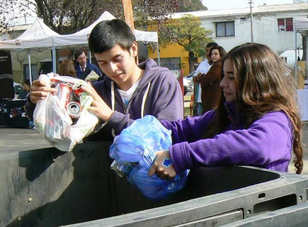 """Día Internacional del Reciclaje y lanzamiento de la campaña """"Yo Reciclo"""""""