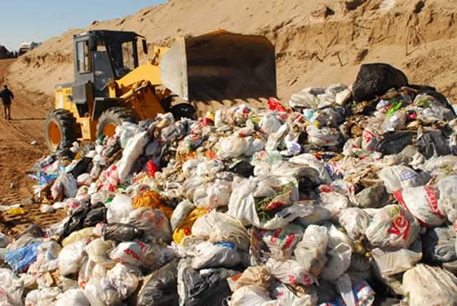 Primer reporte del manejo de Residuos Sólidos en Chile.