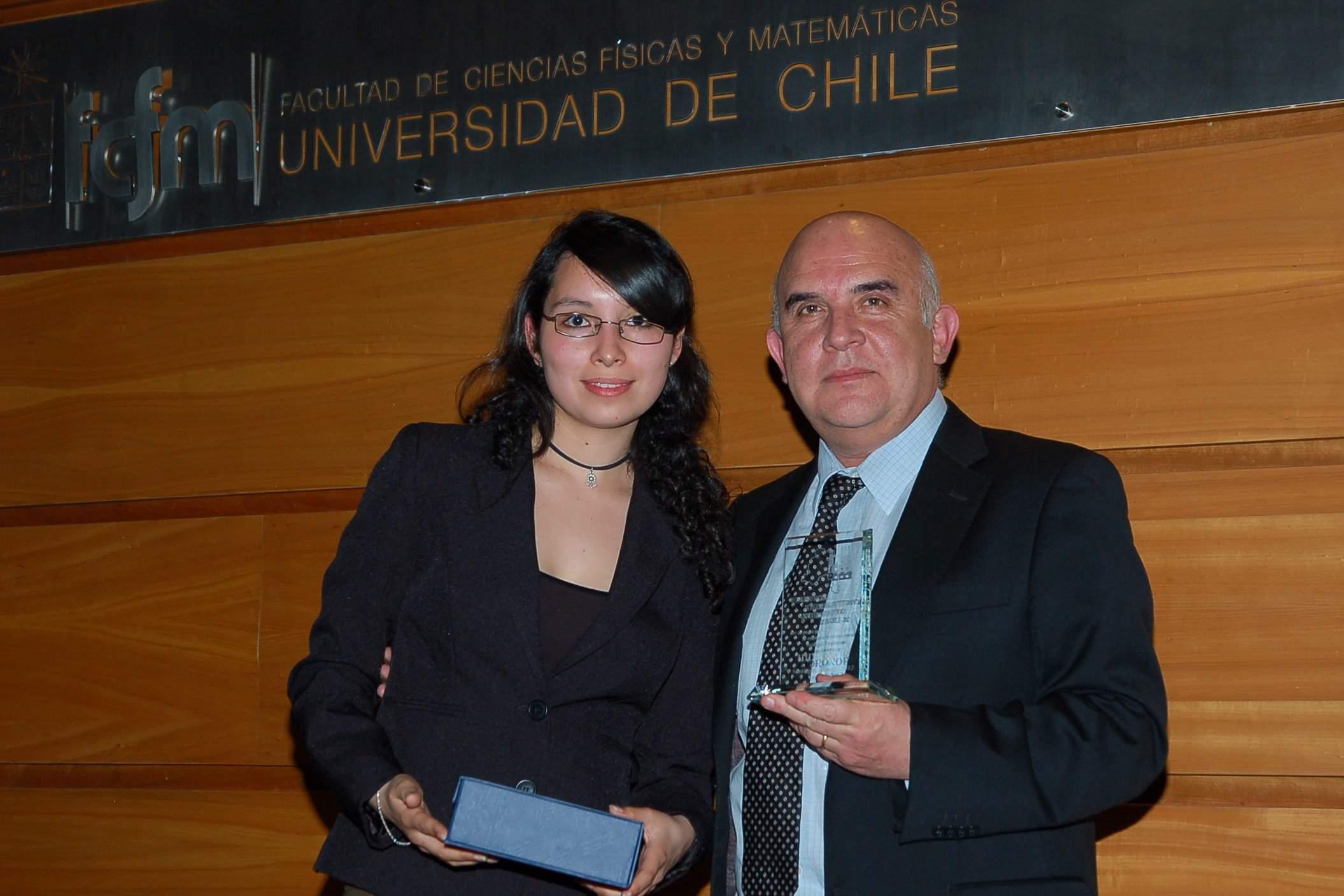 Hidronor en VI Congreso Estudiantes Ingeniería Química.