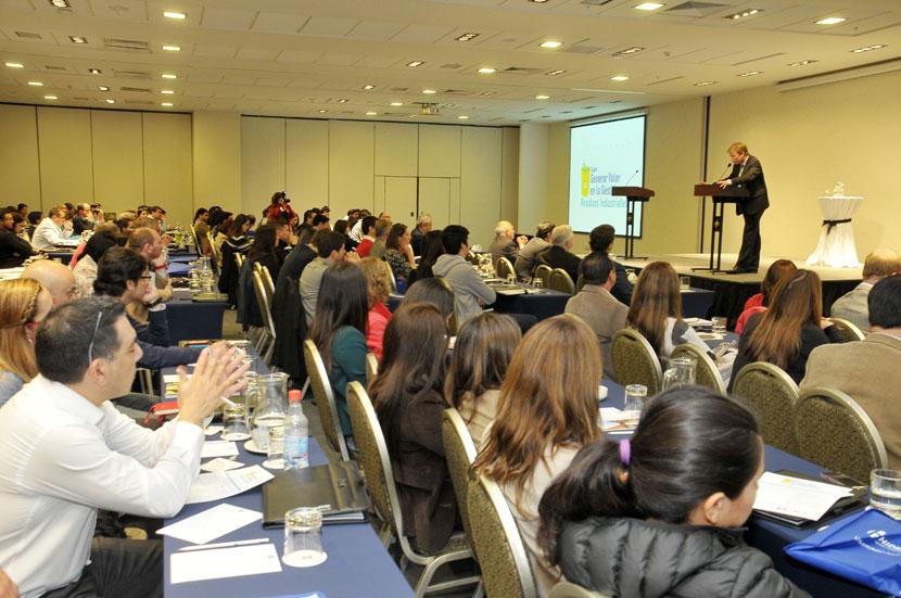 Exitoso seminario InduAmbiente sobre valorización de residuos industriales