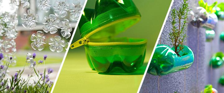 10fb32891c22c Reciclaje de botellas plásticas - Hidronor