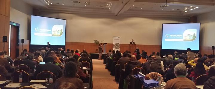 Absoluto éxito de Seminario InduAmbiente-Hidronor en Concepción