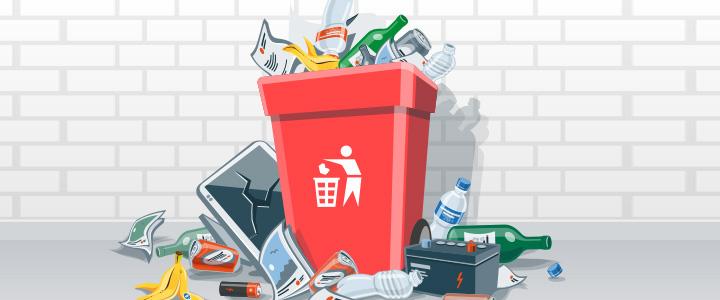 Desechos electrónicos: 3 toneladas recolectadas en San Pedro de la Paz