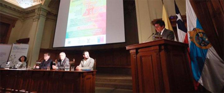 Ministro destaca Ley REP en seminario internacional