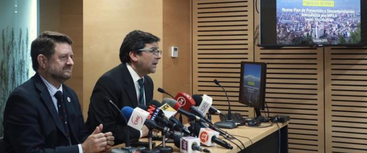 Ministerio del Medio Ambiente presentó nuevo Plan de Descontaminación para la R.M.
