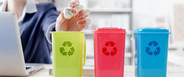 Identifica residuos en tu puesto de trabajo
