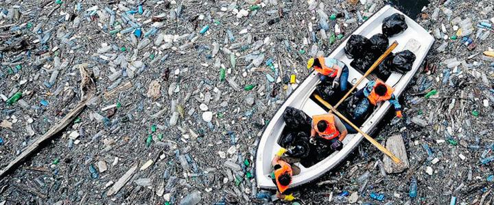 ¿Cómo afectan los residuos sólidos al medio ambiente?
