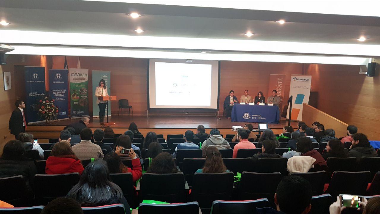 Jornadas Sobre Gestión de Residuos, en la Universidad de la Frontera