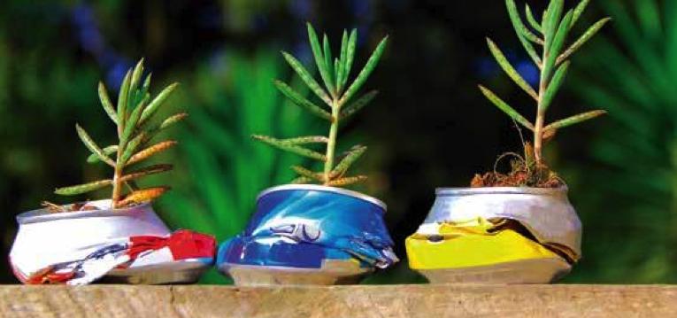 La comuna El Monte destaca por su exitoso plan de manejo de residuos