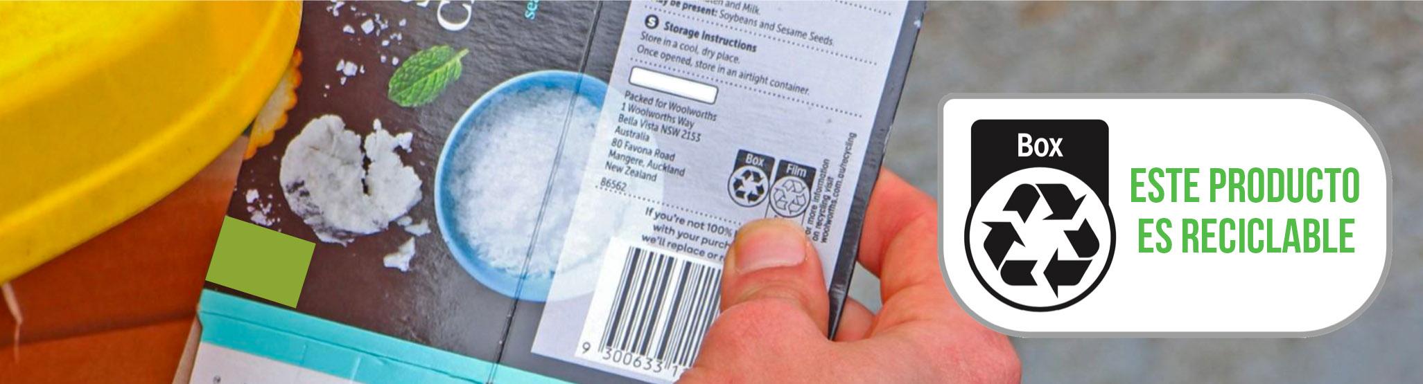 """Proyecto de ley propone """"etiquetado verde"""" para incentivar el reciclaje"""