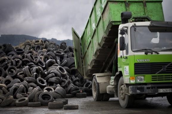 Decreto de neumáticos de la Ley REP también fija metas de recolección regionales