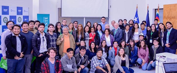 Hidronor expuso en foro sobre residuos en Universidad Arturo Prat de Iquique