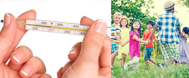 ¿Qué hacer si se rompe un termómetro de mercurio?