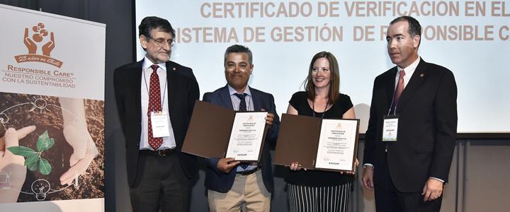 Hidronor reconocida como Empresa de Conducta Responsable
