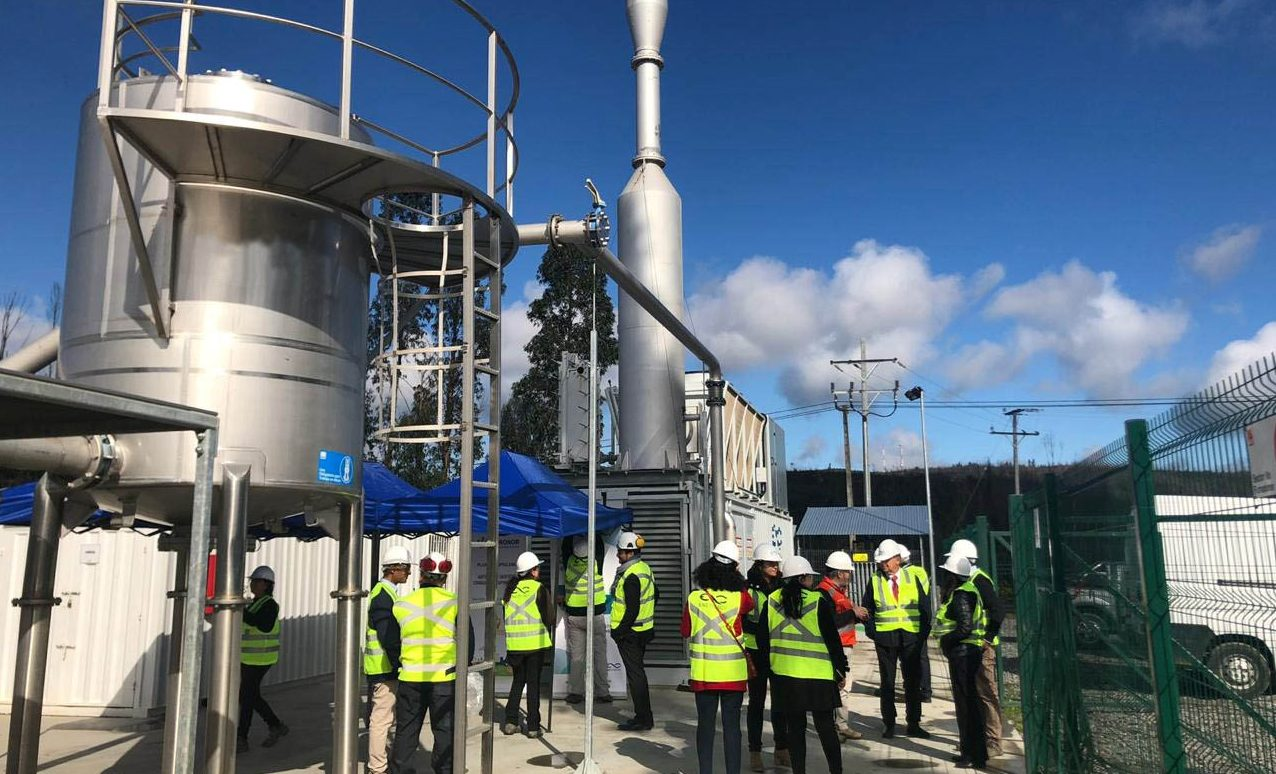Gestión integral y sustentable de residuos industriales