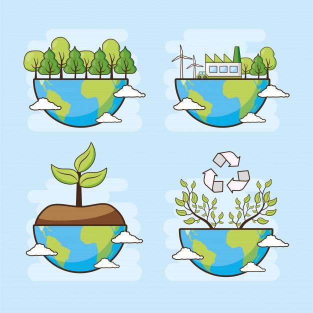 En el día Internacional de la Tierra, el llamado es a cuidarnos y proteger nuestro ecosistema