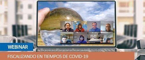 """Hidronor participó en webinar """"Fiscalizando en tiempos de Covid-19"""" organizado por la SMA"""