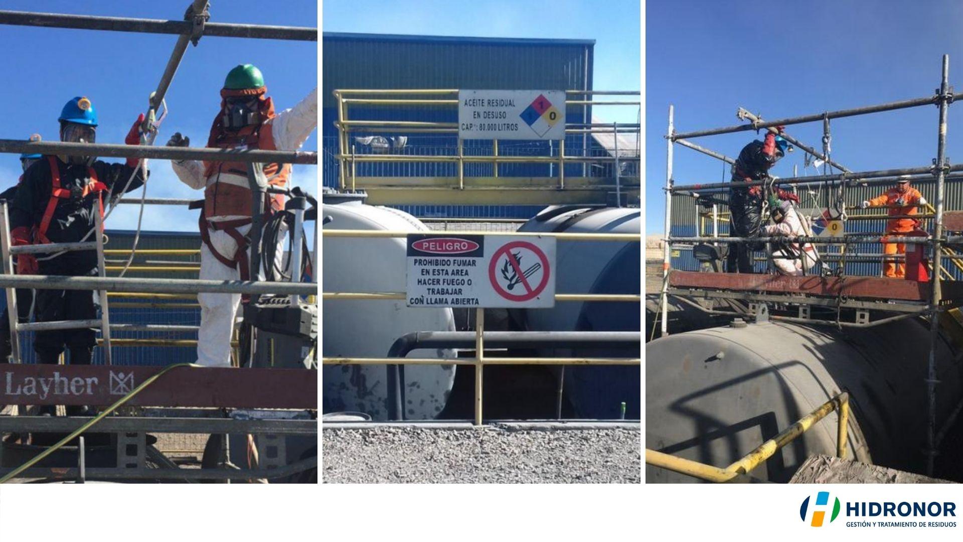 Hidronor destaca por su oferta de Servicios In Situ para aminorar el impacto de la contaminación ambiental