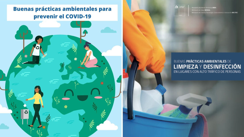 Protocolo de buenas prácticas de limpieza y desinfección por el COVID-19