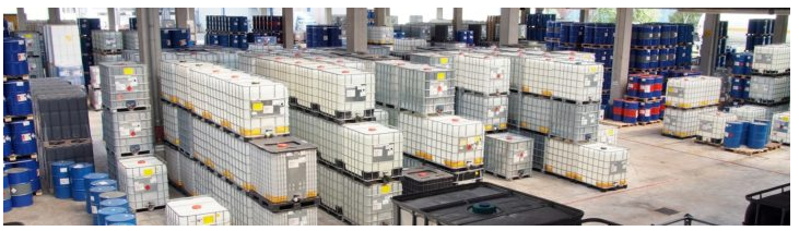 Hidronor ofrece una alternativa segura para el almacenamiento temporal de residuos peligrosos