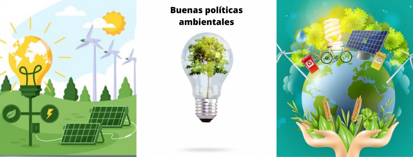Beneficios económicos de implementar buenas políticas ambientales