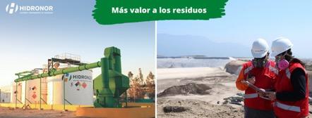 Hidronor: Más valor a los residuos