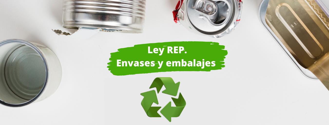 Avanza decreto de envases y embalajes de la Ley REP